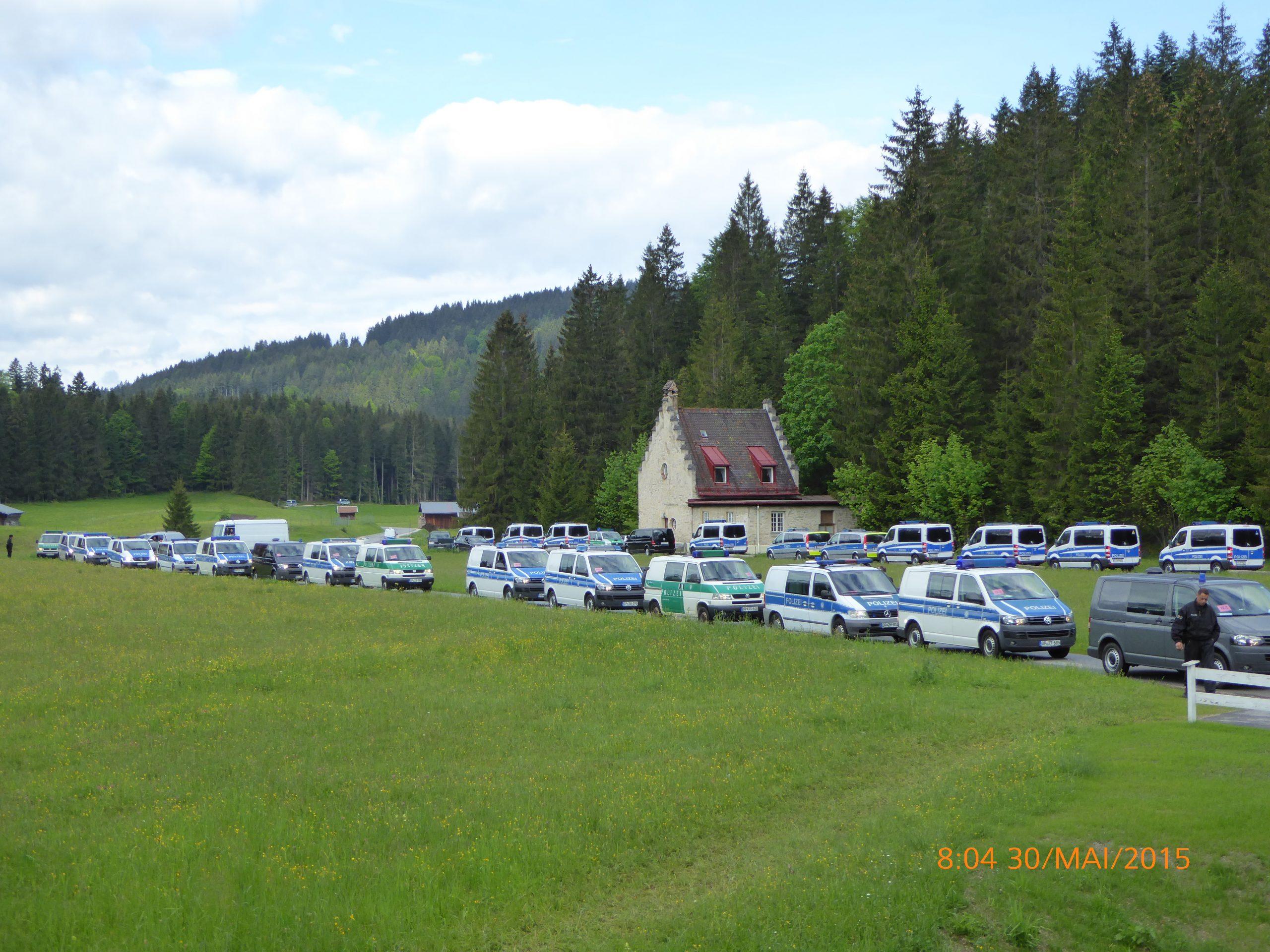 G7-Gipfel in Elmau